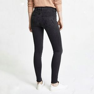 McGuire Newton jeans high waist skinny Malachite
